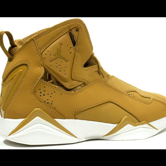 buy popular adf0d f9733 Wheat jordan 7s